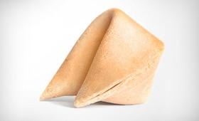 Fortune Cookies — печенье с предсказаниями